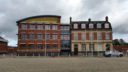 Scunthorpe Town Centre