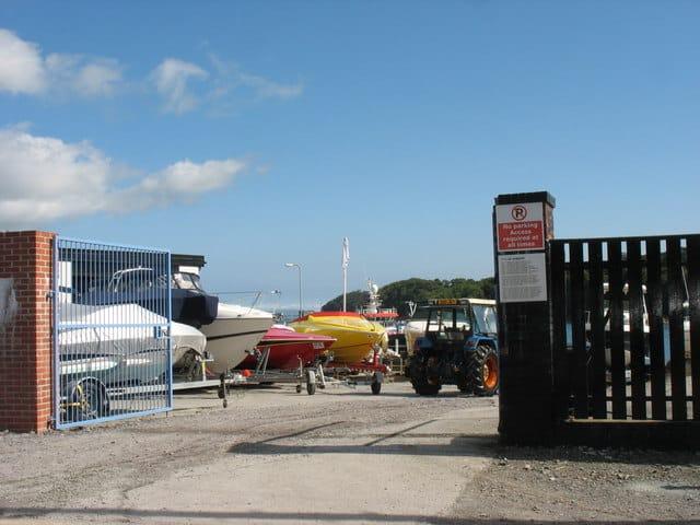 Boat Storage Yorkshire
